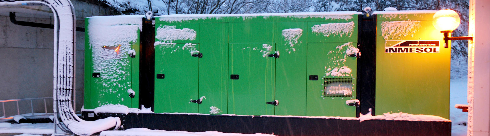 Generators for harsh environments